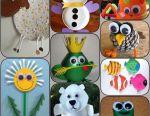 Глаза декоративные для изготовления игрушек