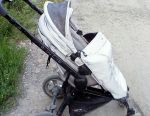 The stroller!