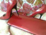 Туфлі, сумка і хустки