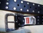 New belt belt Colins Nat. Leather.