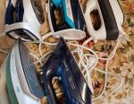 Irons Bosch, Philips, Tefal