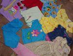 Пакет вещей на девочку 1-2года