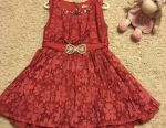 Dress for a girl 3-4 years old