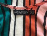 Top bodysuit new bershka XS