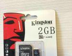 Κάρτα μνήμης 2 GB