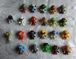 Kinder Oyuncakları - Avengers ve Yıldız Savaşları