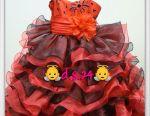 Плаття нарядне з криноліном