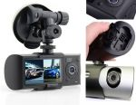 Видеорегистратор Podofo X 3000 две камеры + GPS