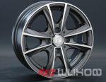 Wheel rims LS Wheels LS 231 6x14 PCD 4x100 ET 38 DIA 73.1 MBF