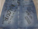 Новая джинсовая юбка 42-44