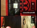 Клатч новый Tory Burch кожа чёрная сумка металл зо