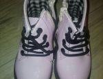 Boots new children's varnish 21 size