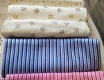 New! Diaper flannel.