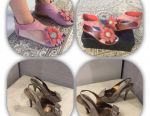 Sandaletler farklı modeller