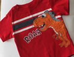 T-shirt with applique