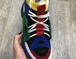 Цветные высокие женские кроссовки NGeale 37,38,39