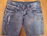 Шорти джинсові жіночі