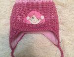 Sıcak kış şapka