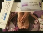 Foot Cream / from the corns /