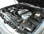 Installation of HBO on Toyota Land Cruiser gasoline