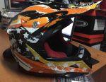 Moto Helmet Cross