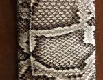 Гаманець зі шкіри пітона