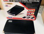 External box Agestar 3UB3O with hdd (200gb)