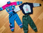 Baby stuff package for a boy