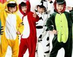 Το Kigurumi ταιριάζει με πιτζάμες
