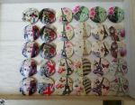 Decorative buttons Paris