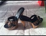 Sandals sabot