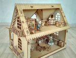 Ξύλινο σπίτι