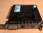 Звуковая карта Sound Blaster Live! Model CT4830