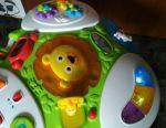 Развивающий столик kiddieland