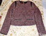 Jacket / jacket size S New on zipper