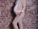 Suit for pregnant and lactating