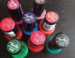 Gel polish Tertio, new for 8pcs 800 pieces of 150