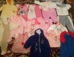 Romper / Bodysuit for girls from birth