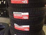 Χειμερινά ελαστικά R17 225 55 Bridgestone