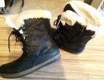 Γυναικείες χειμερινές μπότες