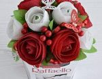 Candy bouquet. Bouquet from candies