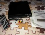 DVD player Fusion FD-U148X  New