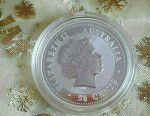 Ασημένιο νόμισμα 50 σεντς Αυστραλία 2007