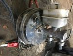 The main brake cylinder assembly SSANG YONG REXTON II (2007- 2012)