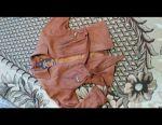 Genuine leather jacket 46r
