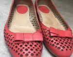 Παπούτσια μπαλέτου από δέρμα RALF