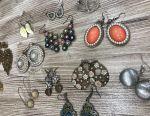 Different costume jewelery
