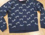 Sweatshirt for girl r.140
