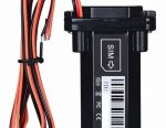 GPS GSM tracker, real-time