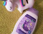 Bath foam, shampoo, spray for easy combing
